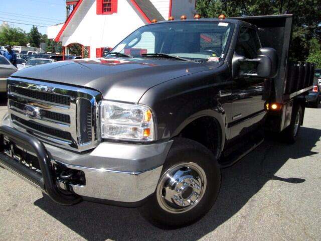 2005 Ford F-350 SD XL 4WD DRW