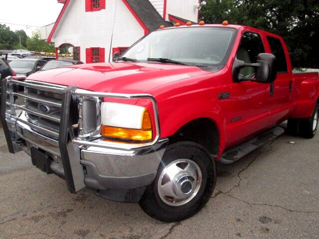 2001 Ford F-350 SD Lariat Crew Cab Long Bed 4WD DRW