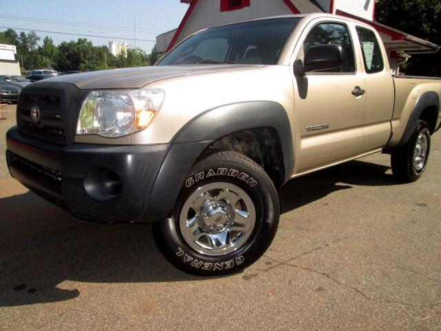 2007 Toyota Tacoma Access Cab 4WD