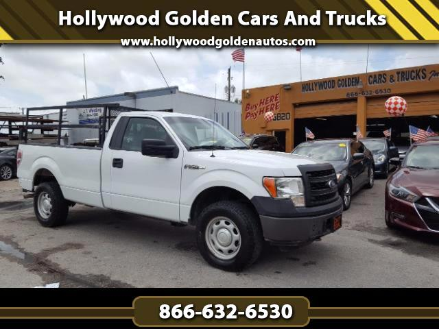 2014 Ford F-150 XL 8ft Bed 4WD