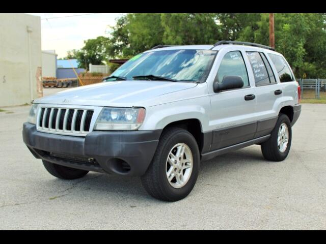 2004 Jeep Grand Cherokee Laredo Special Edition 4WD