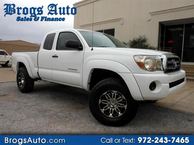 2010 Toyota Tacoma PreRunner Access Cab 2WD