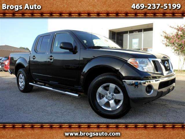 2011 Nissan Frontier SV Crew Cab LWB 5AT 2WD