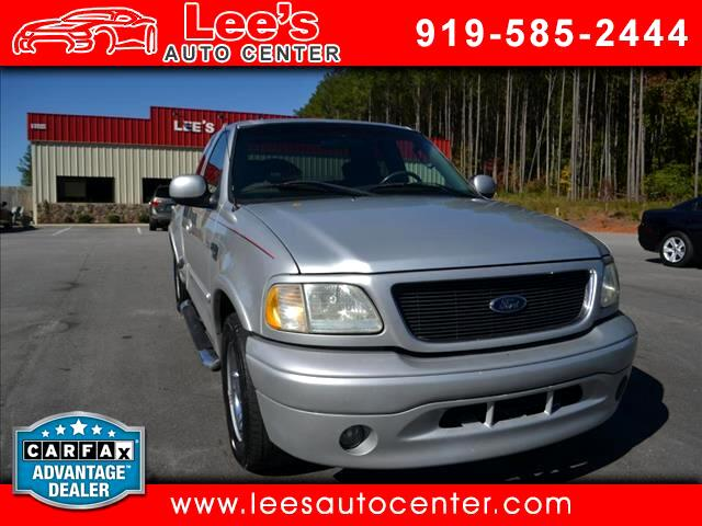 2003 Ford F-150 XL SuperCab Flareside 2WD