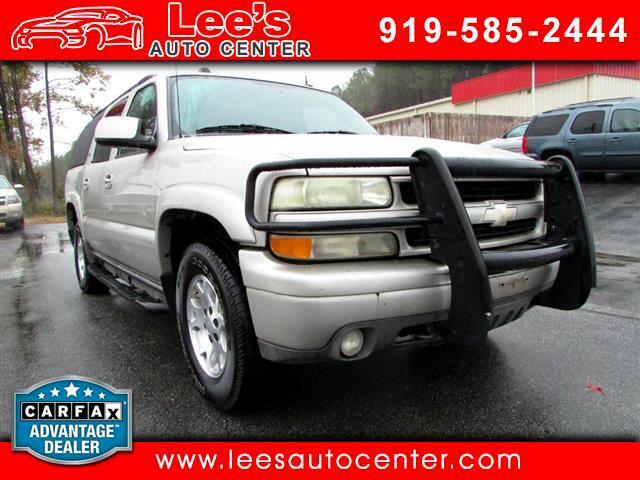2005 Chevrolet Suburban 1500 4WD