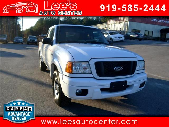 2005 Ford Ranger Edge SuperCab 3.0L 2WD