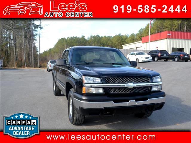 2004 Chevrolet Silverado 1500 LS 4WD