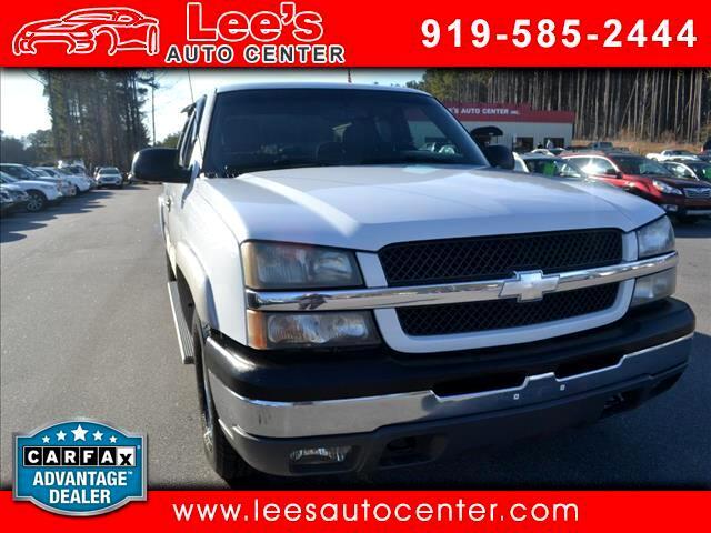 2004 Chevrolet Silverado 1500 LT Ext. Cab Long Bed 4WD