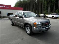 2007 GMC Sierra Classic 1500