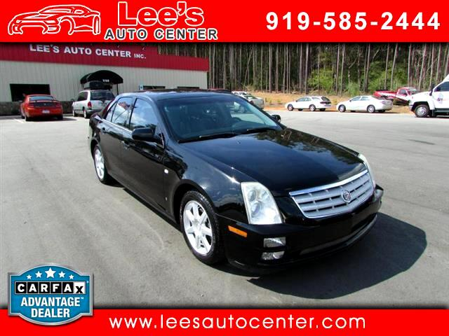 2006 Cadillac STS CARFAX 1 OWNER