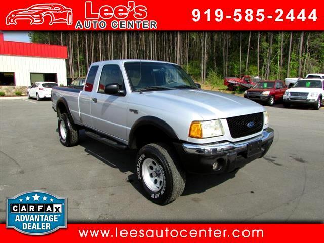 2002 Ford Ranger XLT 4WD