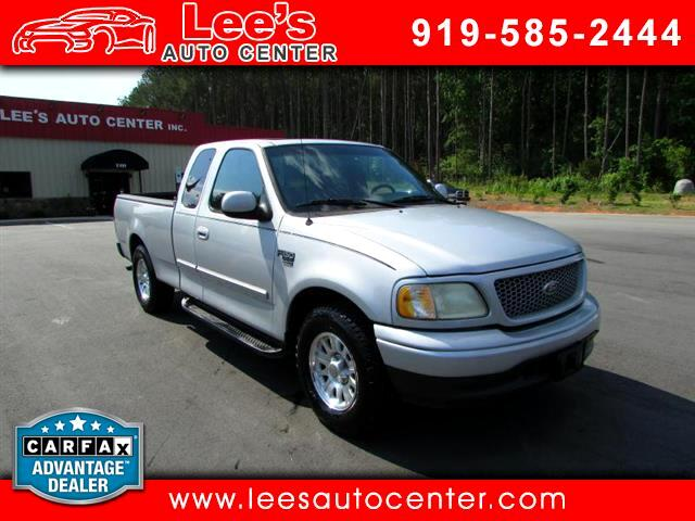 2003 Ford F-150 Lariat SuperCab 2WD