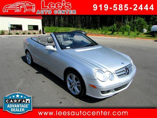 2006 Mercedes-Benz CLK-Class CLK350 Cabriolet