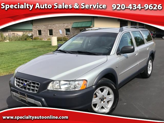 2005 Volvo XC70 Cross Country