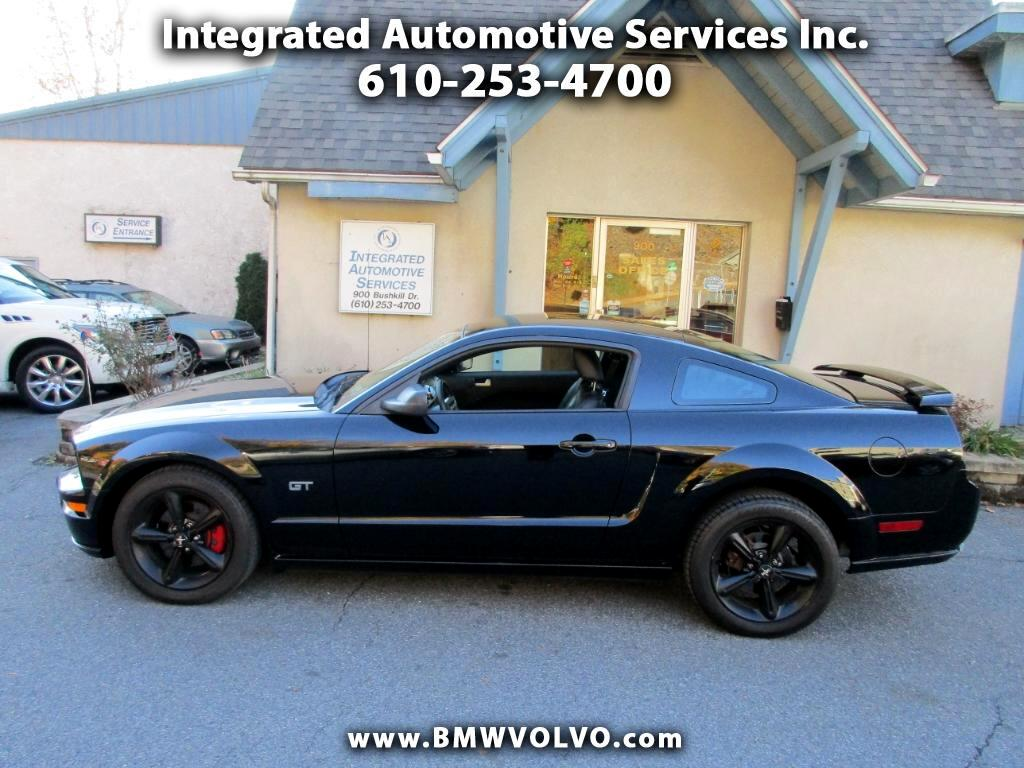 2007 Ford Mustang 2dr Cpe GT