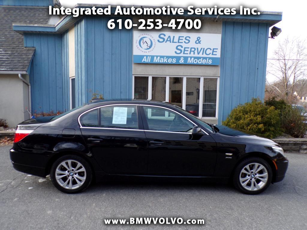 2010 BMW 5-Series 535i xDrive