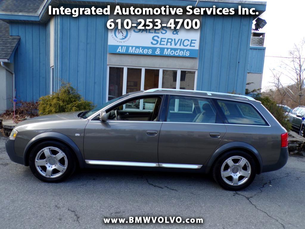 2005 Audi allroad quattro 4.2 quattro