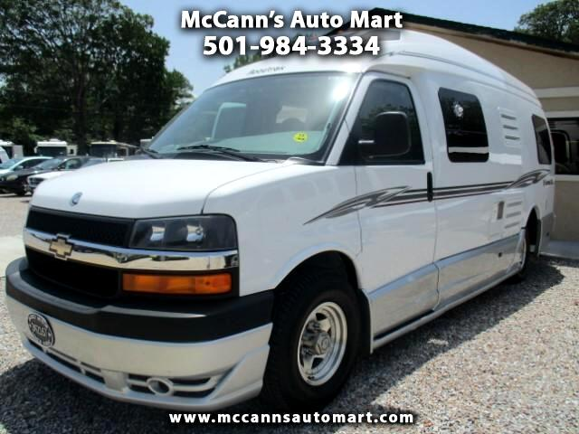 used 2008 chevrolet express for sale in hot springs village ar 71909 mccann 39 s auto mart. Black Bedroom Furniture Sets. Home Design Ideas