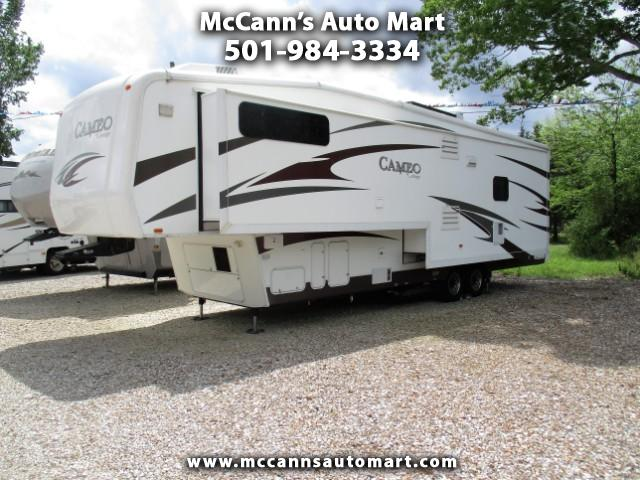 2010 Carriage RV Cameo 36 FSW
