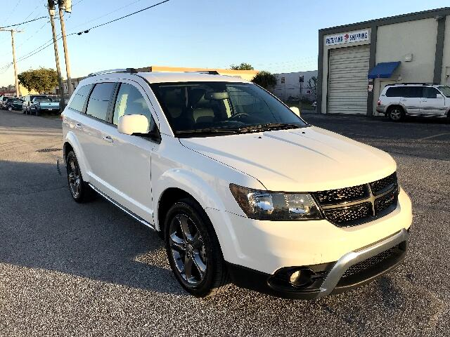 2017 Dodge Journey Crossroad FWD
