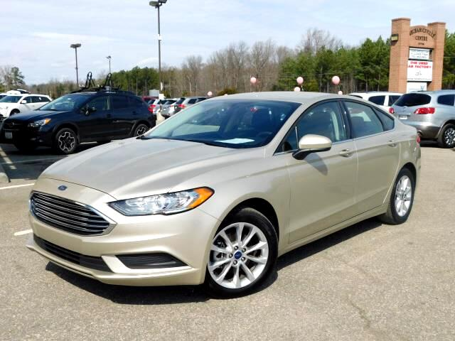 Used 2017 Ford Fusion, $20000