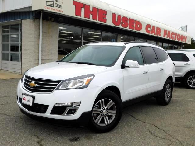 Used 2017 Chevrolet Traverse, $31700