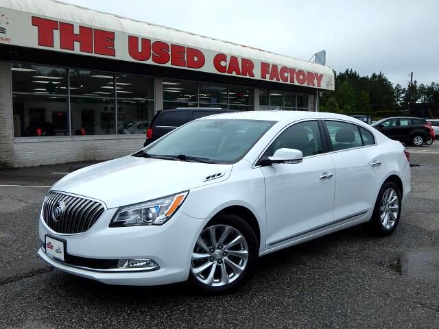 Used 2014 Buick LaCrosse, $25400