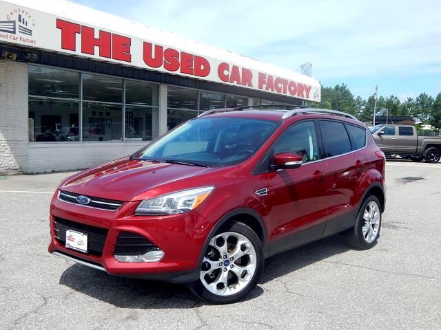 2016 Ford Escape Titanium 4WD