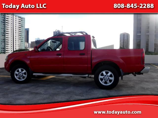 2003 Nissan Frontier XE-V6 Crew Cab 2WD