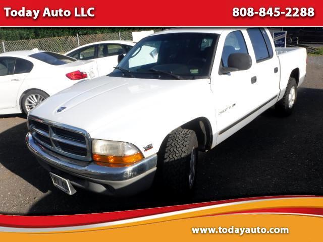 2000 Dodge Dakota Quad Cab Sport 2WD