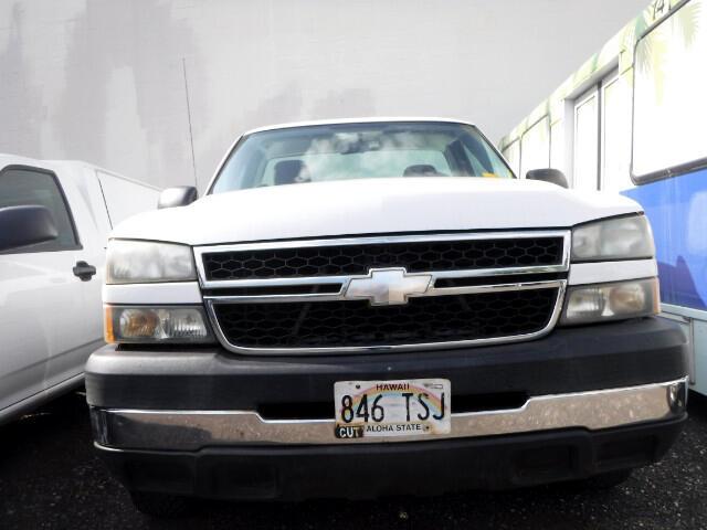 2006 Chevrolet Silverado 2500HD LS 2WD