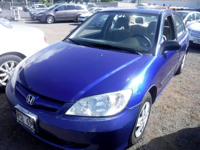 2005 Honda Civic 1.5 4-Door Sedan