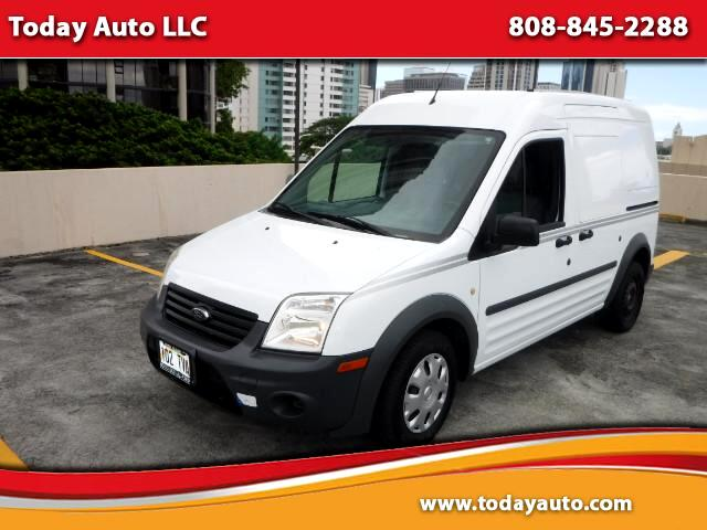 "2013 Ford Transit Connect 114.6"" XLT w/rear door privacy glass"