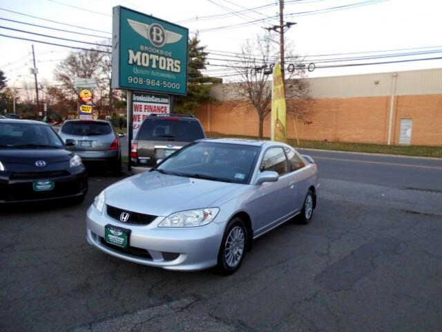 2005 Honda Civic EX coupe