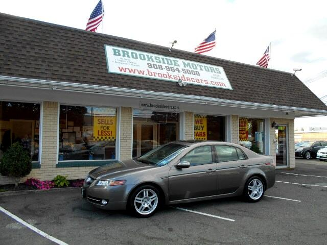 2008 Acura TL 5 speed automatic transmision
