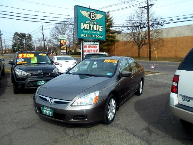 2006 Honda Accord EX-L Sedan AT with XM Radio