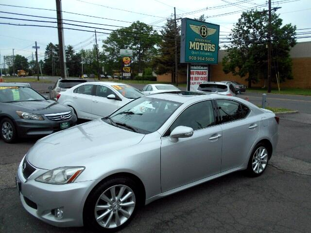 2010 Lexus IS IS 250 AWD/NAVIGATION
