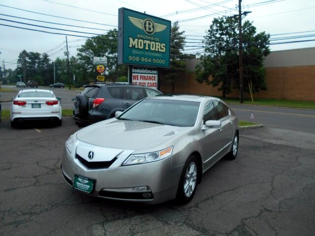 2011 Acura TL 5-Speed AT with Tech Package