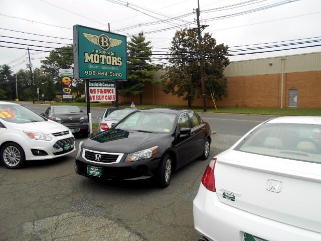 2009 Honda Accord Sedan 4dr I4 CVT LX