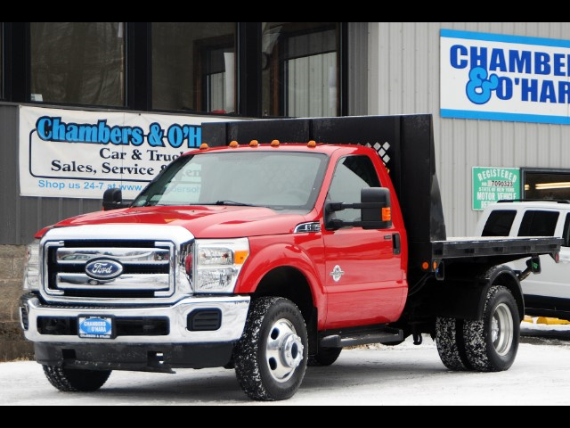 2011 Ford F-350 SD XLT DRW 4WD