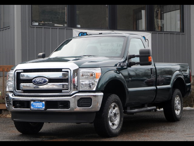 2011 Ford F-250 SD XLT 4WD