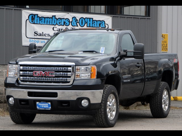 2012 GMC Sierra 3500HD SLE Long Box 4WD