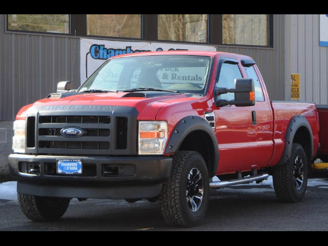 2009 Ford F-250 SD XLT SuperCab SWB 4WD