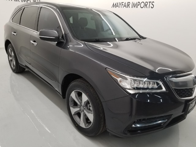 2015 Acura MDX 9-Spd AT SH-AWD w/Tech & AcuraWatch Plus