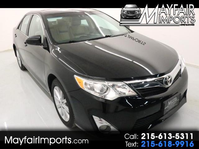 2014 Toyota Camry 2014.5 4dr Sdn I4 Auto XLE (Natl)