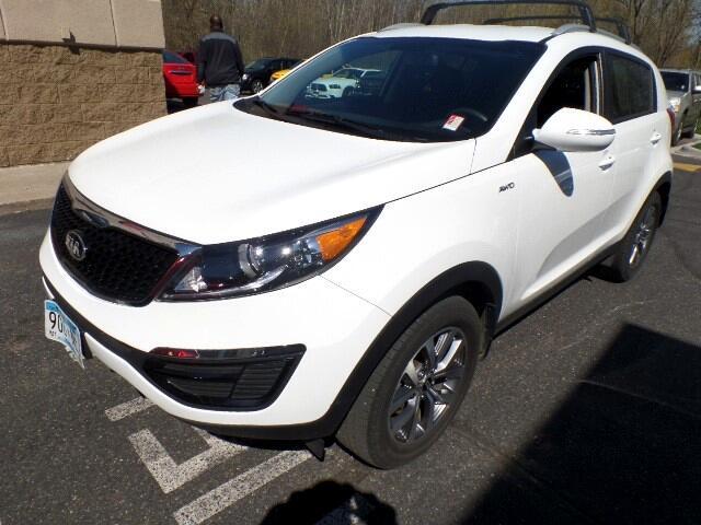 2014 Kia Sportage LX AWD