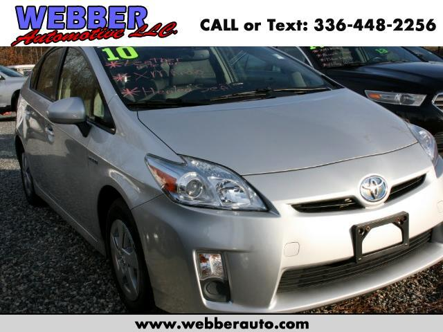 2010 Toyota Prius 5dr HB I (Natl)