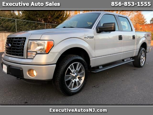 2014 Ford F-150 STX SuperCrew 6.5-ft. Bed 4WD