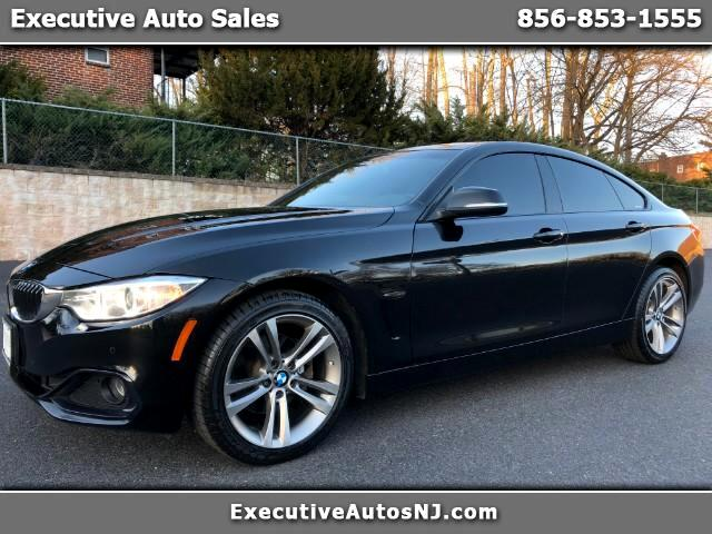 2015 BMW 4-Series Gran Coupe 428i Xdrive Gran Coupe Sport