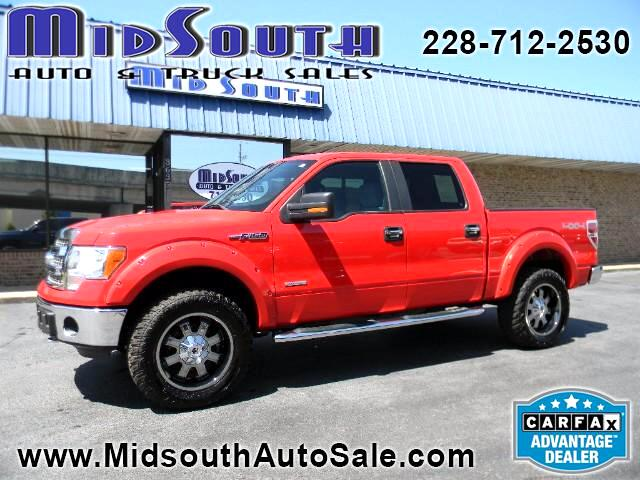 2013 Ford F-150 XLT Short Bed 4WD